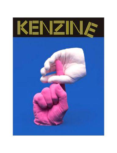 KENZINE Vol.1 (signed)
