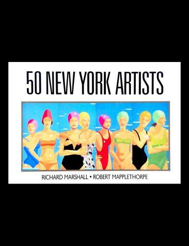 50 New York Artists