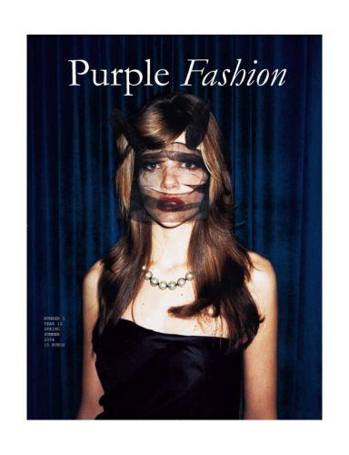 Purple Fashion (1st. signed)
