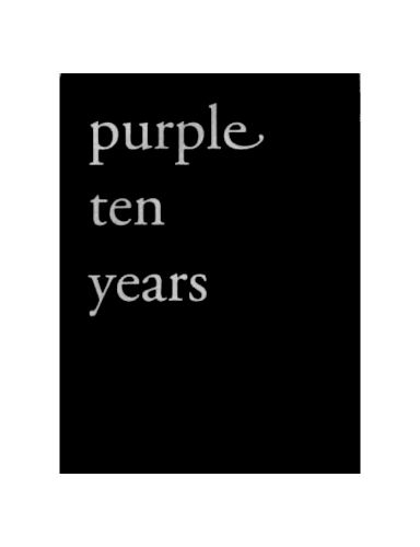 Purple Ten Years (signed)